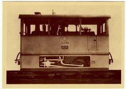 """""""LA BREDA"""" - 1886-1986 - 1913 - MOTRICE A VAPORE PER TRANVIE INTERURBANE - LAVORO ITALIANO NEL MONDO - Vedi Retro - Tranvía"""