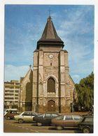 MARCQ EN BAROEUL--1986--Eglise St Vincent (belles Voitures Dont  Citroen GS . CX ) - Marcq En Baroeul