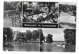 1255  WOLTERSDORF  (Kr. FÜRSTENWALDE)  1985 - Woltersdorf