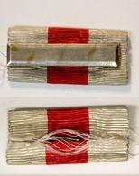 Médaille Belge -501-I-barette- Ordre De La Croix Rouge Belge 1880_1ere Classe - Belgique