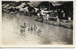 BATAVIA Indonésie Native Children In Bathing      ...G - Indonesia