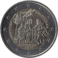2E237 - SLOVAQUIE - 2 Euros Commémorative - Istropolitana 2017 - Slovaquie