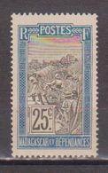 MADAGASCAR           N°  YVERT   101    NEUF AVEC CHARNIERES      ( CHARN  03/ 33 ) - Nuevos