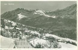 Ollon; Arveyes (Panorama) - Non Voyagé. (Perrochet - Laussanne) - VD Vaud