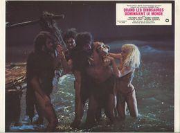 14 Photographies D'exploitation Quand Les Dinosaures Dominaient Le Monde 1970 - Fotos