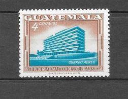 PA : Institut De Sécurité Sociale : N°705 Chez Michel. (Voir Commentaires) - Guatemala