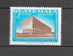 PA : Hôtel De Ville, Guatemala City : N°704 Chez Michel. (Voir Commentaires) - Guatemala