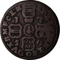 Monnaie, LIEGE, John Theodore, Liard, 1750, Liege, TB+, Cuivre, KM:155 - ...-1831