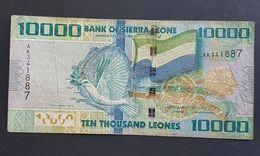 FD0513 - Sierra Leone 20000 Leones Banknote 2010 - Sierra Leone