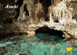 Niue Island Avaiki Caves New Postcard - Postkaarten