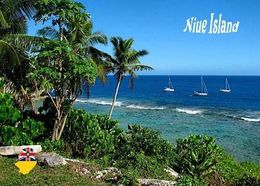 Niue Island South Pacific New Postcard - Postkaarten