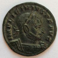 LICINIUS I, Follis, GENIO POP ROM, SUP - 6. La Tetrarchia E Costantino I Il Grande (284 / 307)