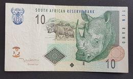 FD0513 - South Africa 10 Rand Banknote 2005 - Sierra Leone