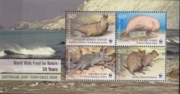 AAT, Bloc N° 9 (Australie N°3480, Christmas N°711, Cocos N°445), Neufs ** - Territoire Antarctique Australien (AAT)