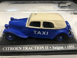 CITROEN TRACTION 11 CV - TAXI SAIGON 1955 - 1/43 - ETAT NEUF SOUS BLISTER - Automobili