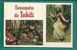 TAHITI - - - MISS TAHITI 1964 - LEA AVAEMAI - VAHINE - Tahiti
