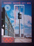 YEMEN JEMEN YAR MI-NR BLOC 145 MNH/NEUF** OLYMPICS MUNCHEN 1970 - Yémen