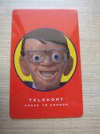 Tele2 Prepaid Phonecard,T239 Marabou, 20000pcs - Zweden
