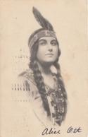 Female Portrait , 1913 ; #3 - Native Americans
