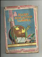DIARIO  SCOLASTICO  TAURINA  CREDERE OBBEDIRE  COMBATTERE TORINO 118 PAG. STATO  USATO COME SCANSIONE - Libri, Riviste, Fumetti