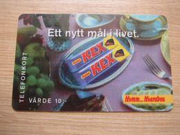 Tele2 Prepaid Phonecard,T254 Marabou,50000pcs - Zweden