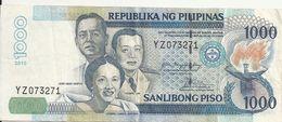 PHILIPPINES 100 PISO 2010 VF P 197 D - Philippines