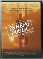 """{42018}  DVD """" Ennemi Public """" Singer Marquette  . TBE  . """" En Baisse """" - Non Classés"""