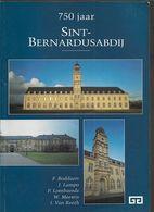 BO 12/   750 JAAR ST BERNARDUSABDIJ     125 P.  PRACHTIG DOCUMENT !! - Livres, BD, Revues