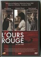 """{42020}  DVD """" L' Ours Rouge """" Chavez Villamil Lavad Caetano . TBE Version Originale ( Espagnol )  . """" En Baisse """" - Policiers"""