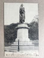 NETHERLANDS Leiden - Standbeeld Herman Boerhave - 1902 - Leiden