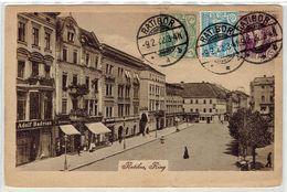 RATIBOR - Schlesien - Racibórz - Poland - Ring - Schlesien