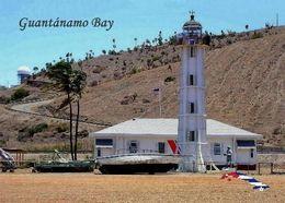 Guantanamo Bay Lighthouse Cuba New Postcard Kuba Leuchtturm AK - Fari