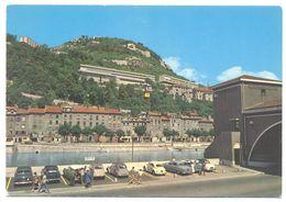 CPSM Téléphérique Bastille - Grenoble