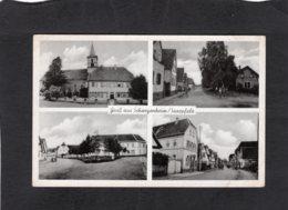 94535   Germania,   Gruss  Aus  Schwegenheim/Saarpfalz,  Otto Hartmann,  VGSB - Saarpfalz-Kreis