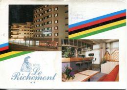 N°17 R -cpsm Hôtel Le Richemont - Meaux- - Alberghi & Ristoranti
