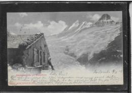 AK 0502  Glecksteinhütte Am Wetterhorn ( Gri8ndelwald ) Um 1902 - BE Berne