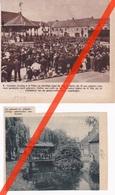 HALEN WATERMOLEN 1938 / HERDENKING SLAG 25 JAAR - 1939 - Documents Historiques