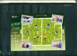 FRANCE ALLEMAGNE 2006 1 BF NEUF A PARTIR DE 2 EUROS - Blocs & Feuillets