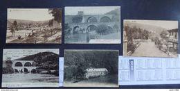 4) Trois-Ponts - Lot De 5 Cartes Postales - Voir 2 Scans. - Trois-Ponts