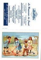 """Petit Calendrier De Poche  2004  -  Jeux """"LE CROCKET""""   Le Royaume Du Jouet à REIMS - Small : 2001-..."""