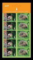 Finland 2020 Mih. 2711/12 NORDEN. Fauna. Mammals. Squirrel And Hedgehog (M/S) MNH ** - Ungebraucht