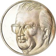 Monnaie, Belgique, 20 Euro, 1996, SPL, Argent - FDC