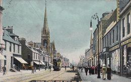 ABERDEEN , Scotland , UK , 1905 ; Union Street From West End - Aberdeenshire