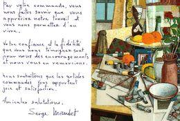 Petit Calendrier De Poche  2000  -    Atelier D'un Artiste - Small : 1991-00