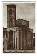 CL260 - FABRIANO ABSIDE E CAMPANILE DI S DOMENICO ANCONA 1931 - Altre Città