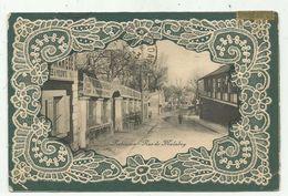 Le Plessis-Robinson (92 - Hauts De Seine) La Rue De Malabry - Le Plessis Robinson