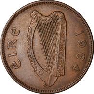 Monnaie, IRELAND REPUBLIC, Penny, 1964, TTB+, Bronze, KM:11 - Irlanda