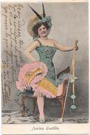 AURORA CASTILLO écrite Et Signée De Sa Main 1904 - Künstler