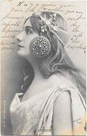 LAPARCERIE Aux Bijoux Art Nouveau - Photo REUTLINGER - Artistes