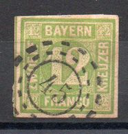 BAVIERE - BAYERN - YT N° 13 - Cote: 90,00 € - Bayern